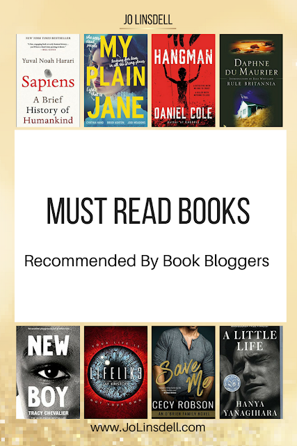 Must Read Books: Recommended By Book Bloggers