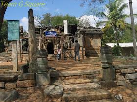 Mahalingeshwara Temple, Mavuthanahalli