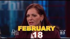 Dr Phil Feb 18, 2019 || Dr Phil Episodes 19 | Famous TV Shows