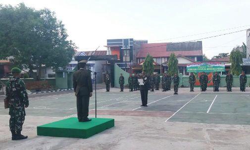 TNI Kodim 1415 Kep. Selayar, Peringati Hari Pahlawan