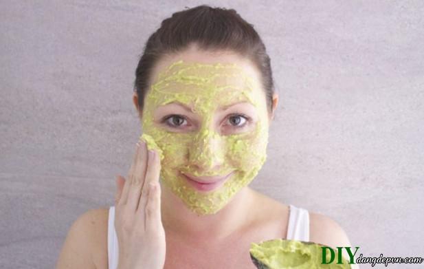 Cách làm mặt nạ dưỡng ẩm cho da chỉ trong 5 phút