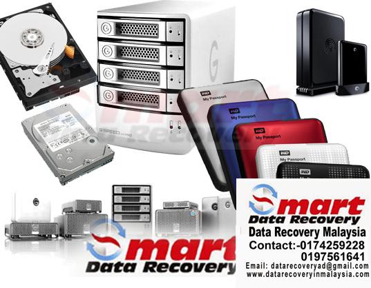 Data Recovery Negeri Sembilan