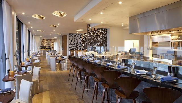 Restaurante Cusp em hotel La Jolla Kimpton