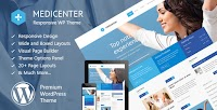 MediCenter v10.0 – Responsive Medical WordPress Theme