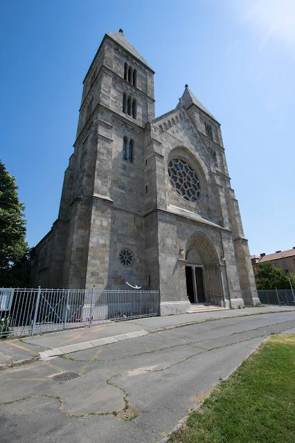 Chiesa Lehel-Budapest