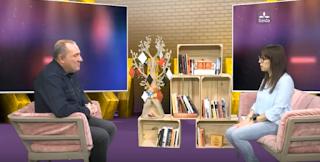 Entrevista amb la Mariví Chacón de LleidaTV sobre les beques Google per a l'estiu 2019