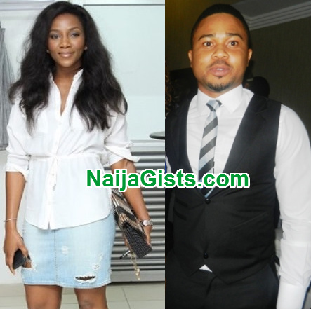 mike godson broke up genevieve nnaji