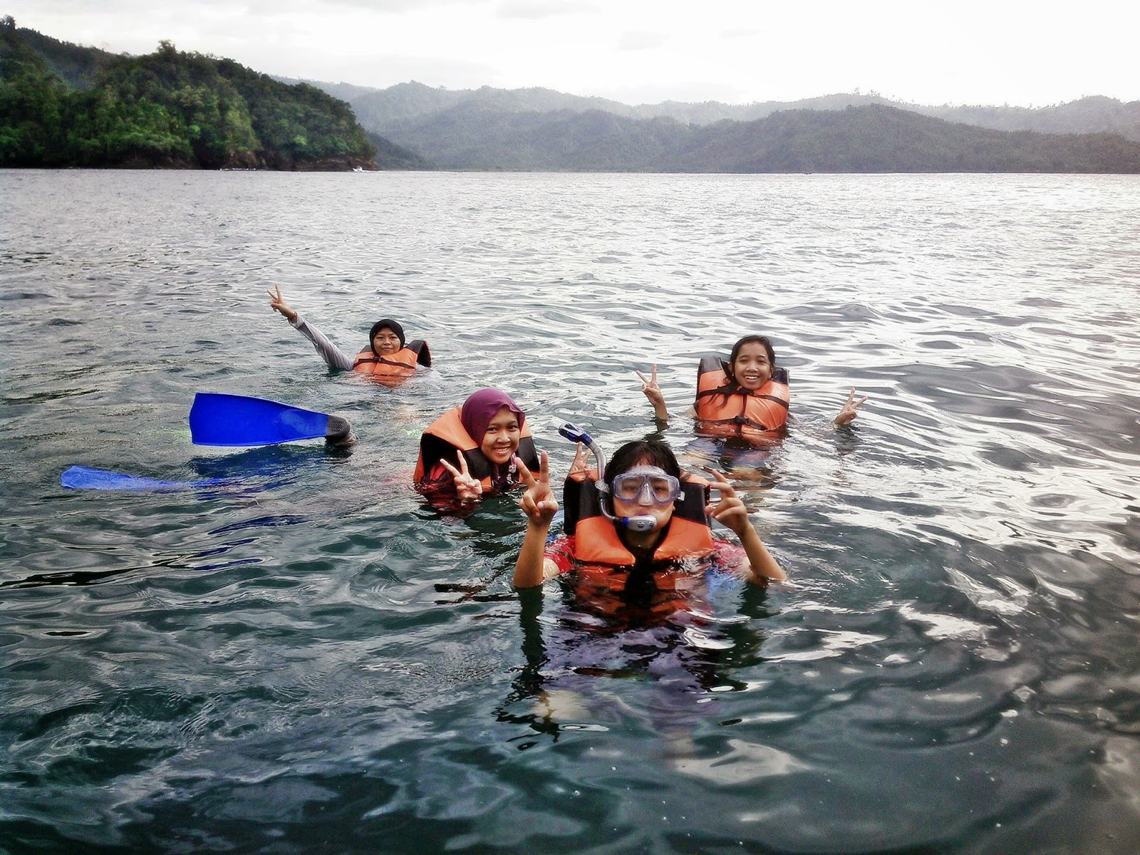 Wonderful Indonesia : Snorkeling di Kawasan Pantai Lenggoksono