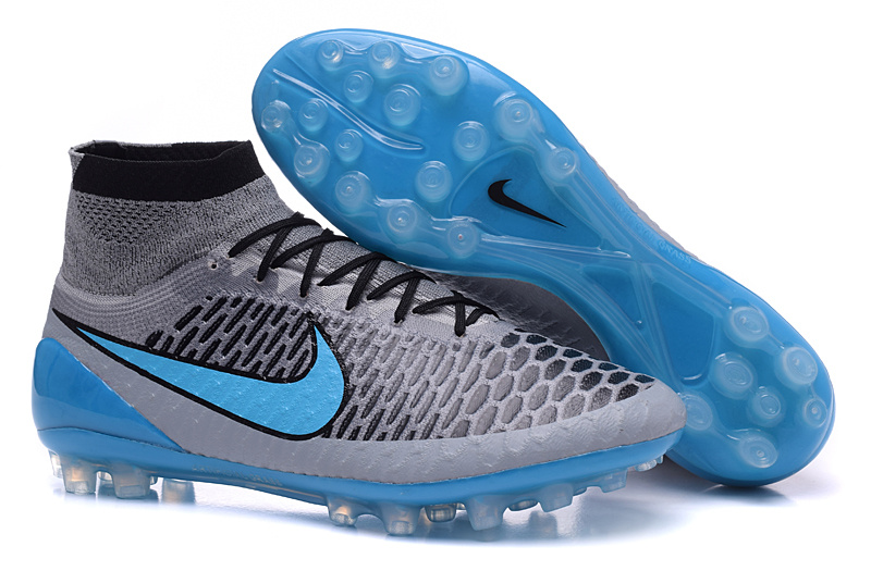 e66c186556c0 The Magista Obra AG Silver Storm Wolf Grey Blue Black is the football boot  of the future
