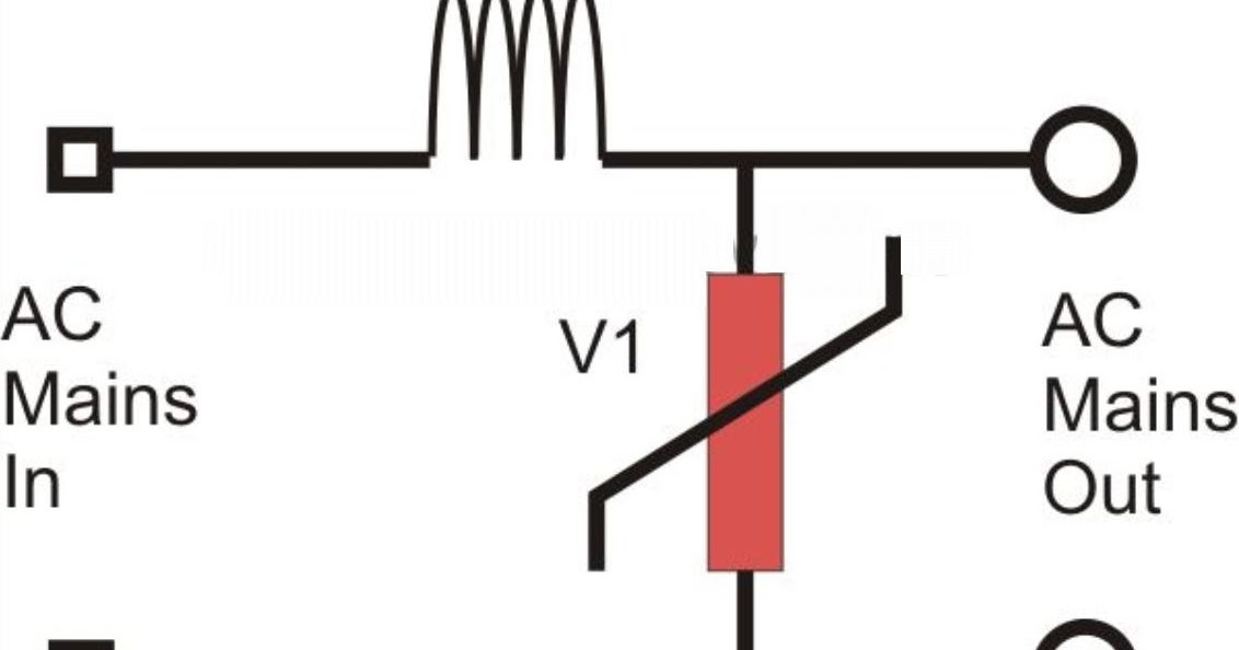 Mov Surge Protection Circuit Diagram - Newviddyup