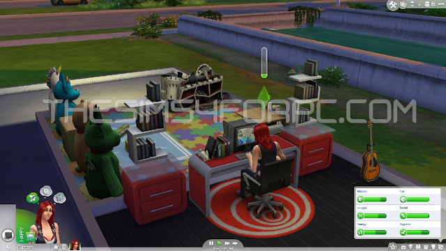 Crack The Sims Deluxe Edition PC