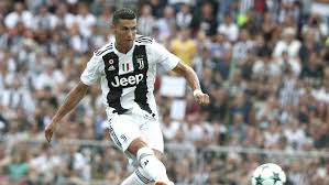 Cristiano Ronaldo has scored his first goal for Juventus