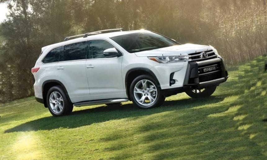 2019 Toyota Kluger Release Date And Price | Auto Toyota Review