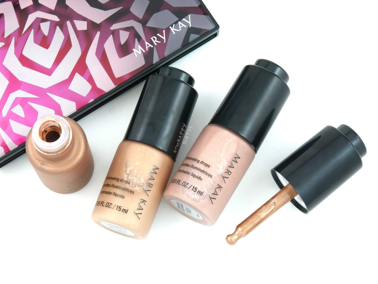 Mary Kay | Spring 2019 Illuminating Drops: Review and Swatches