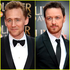 The League of British Artists: Tom Hiddleston & James ...