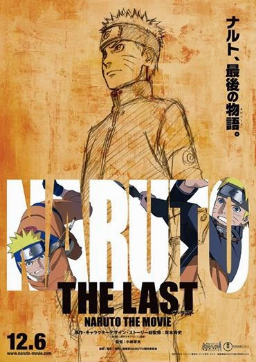 Naruto Movie 10: The Last