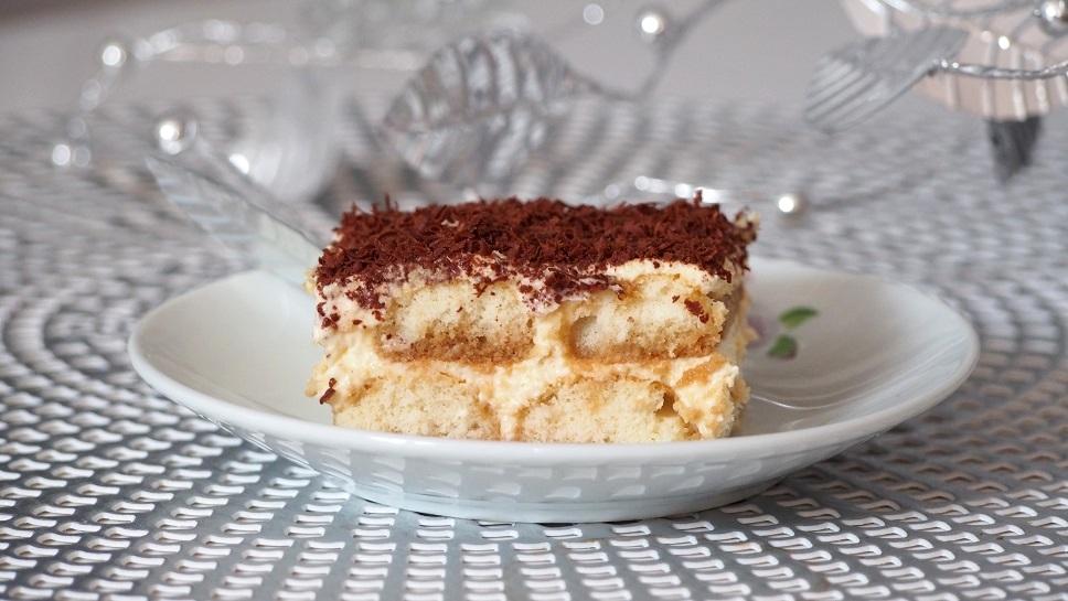 Tiramisu Oryginalny Włoski deser