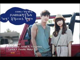 Lirik Lagu Fool Juniel Feat Jung Yong Hwa
