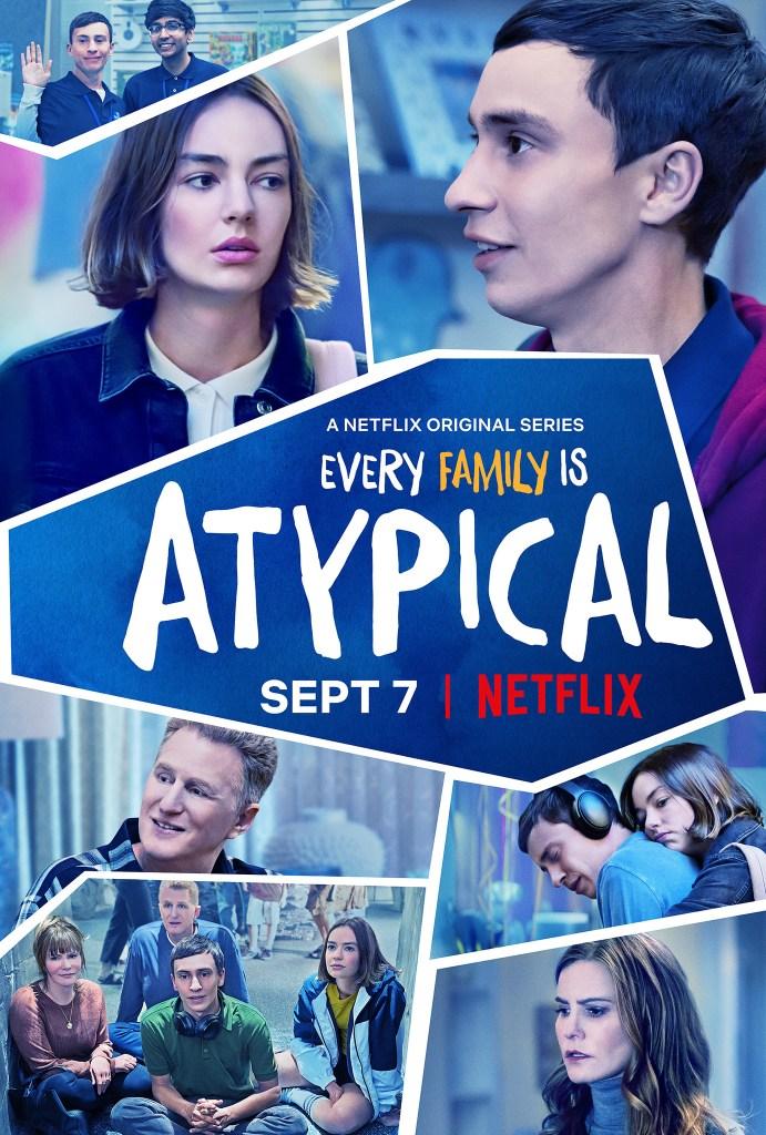 Atypical Temporada 2 Latino // Subtitulado // Castellano