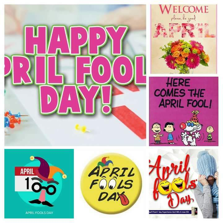 A few thoughts on April Fools Day
