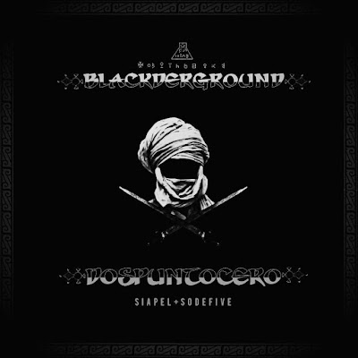 DosPuntoCero - Blackderground EP