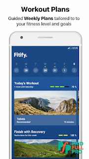 Fitify Workouts And Plans Unlocked APK