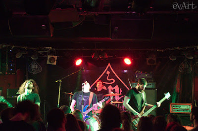 45Rats, Burn the Sun, the Curf @An Club, Athens 25/09/2015