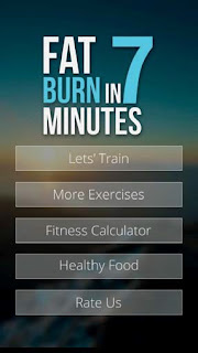 fat burn in 7 minutes