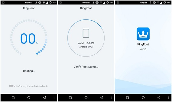 KINGROOT PRO APK – Root Almost all device - Bitcoin AND