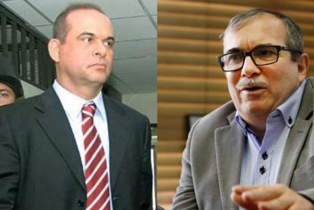 En diálogo inédito de Mancuso con Timochenko defendieron la JEP, la Comisión de la Verdad y la paz