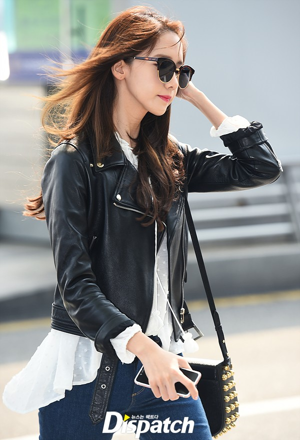Snsd 39 S Yoona Is On Her Way To China Wonderful Generation