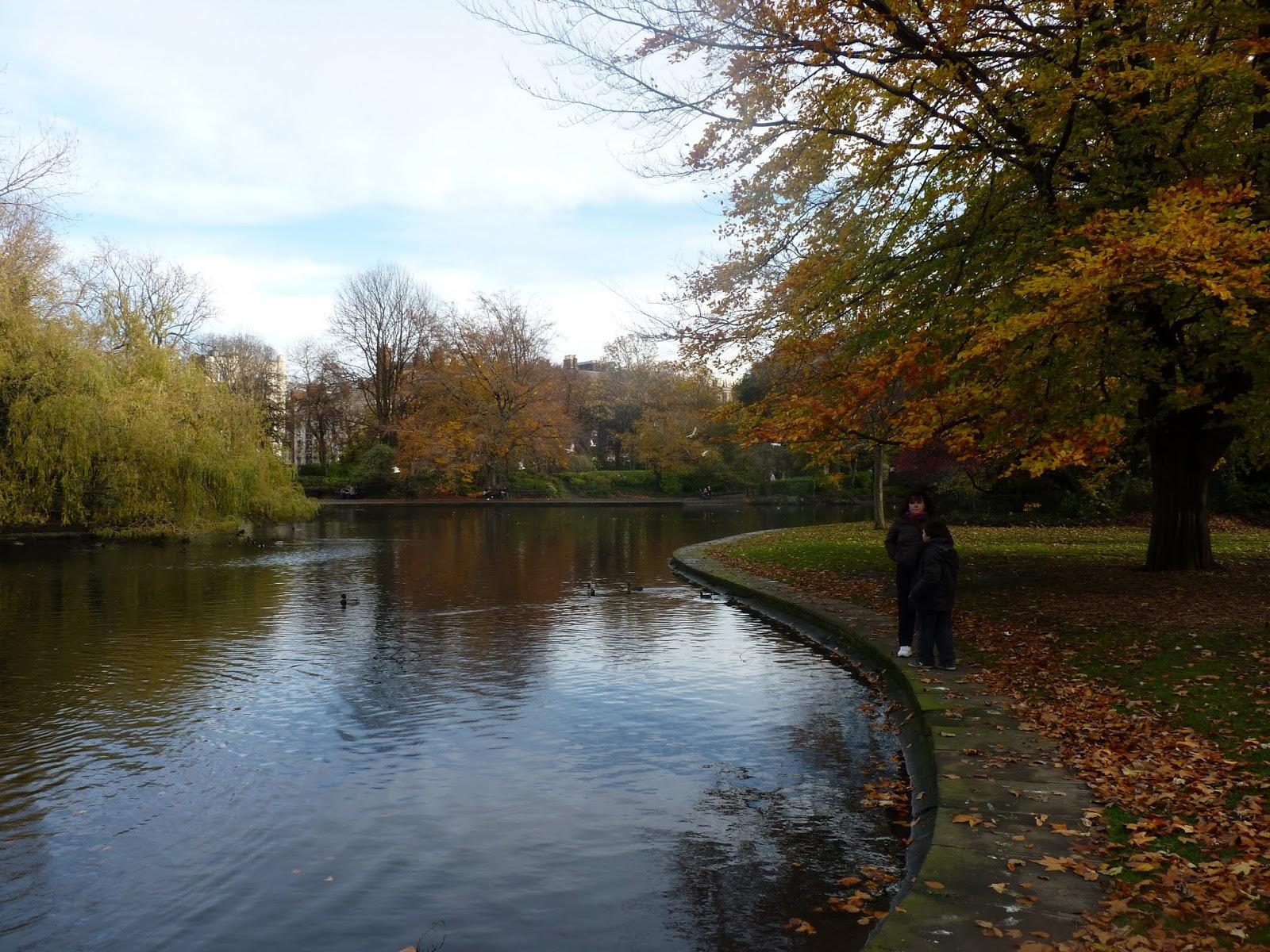 Parques de Dublín