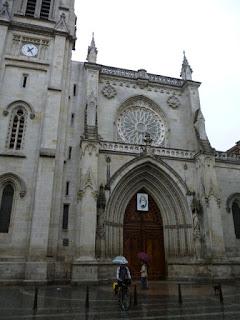 Bilbao. Inicio del Camino olvidado