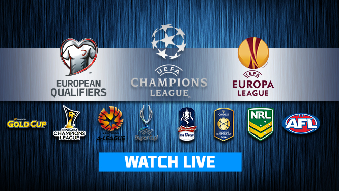 Fox Soccer 2GO - Kodi IPTV Malaysia