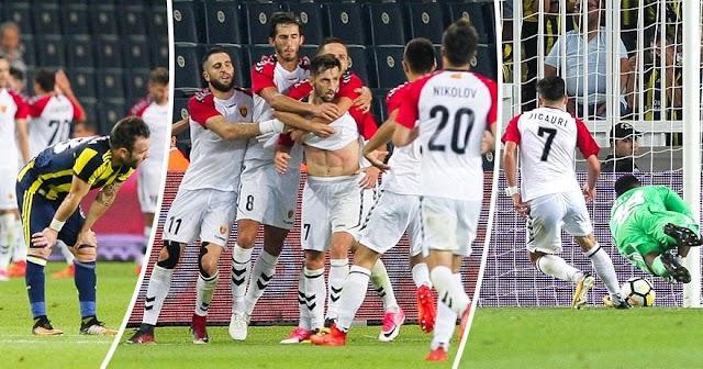 UEFA Europa League: Vardar Skopje schreibt Geschichte und placiert sich für Gruppenphase