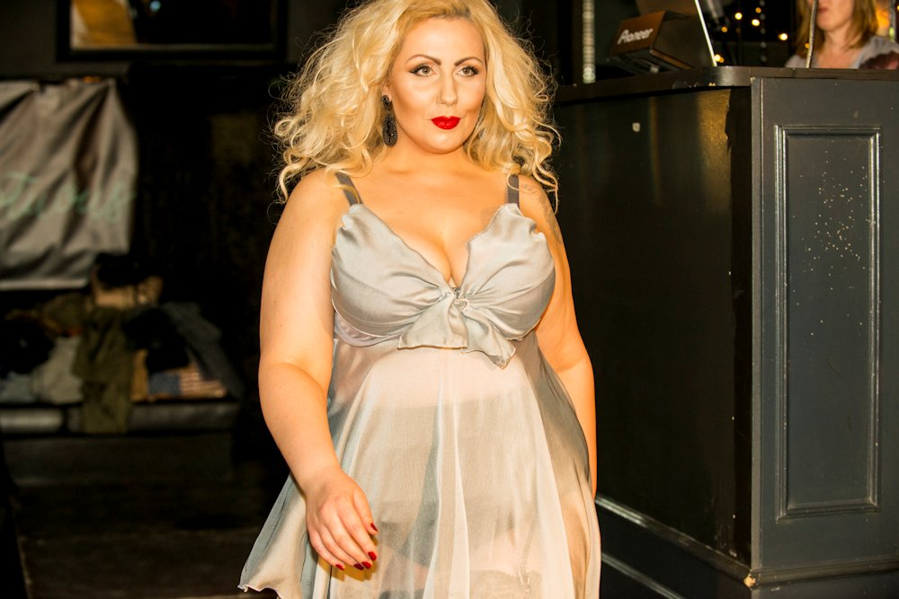 Viva-Voluptuous-plus-size-luxury-lingerie-launch-event // www.xloveleahx.co.uk