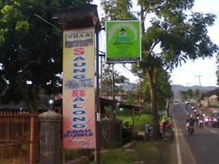 Villa Saung Balong Ciwidey (Tempat Paling Nyaman Untuk Beristiahat)