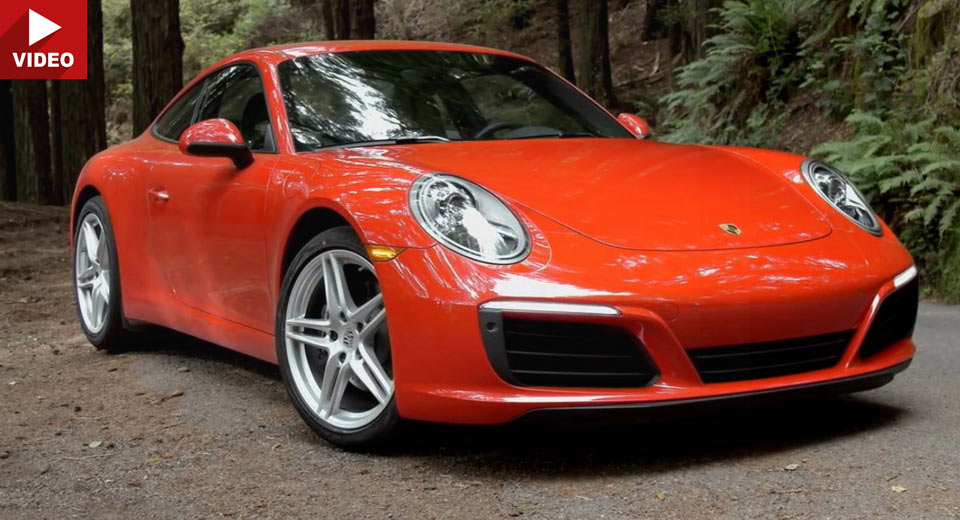 Switching To Turbos Has Made The Porsche 911 Carrera Even Better