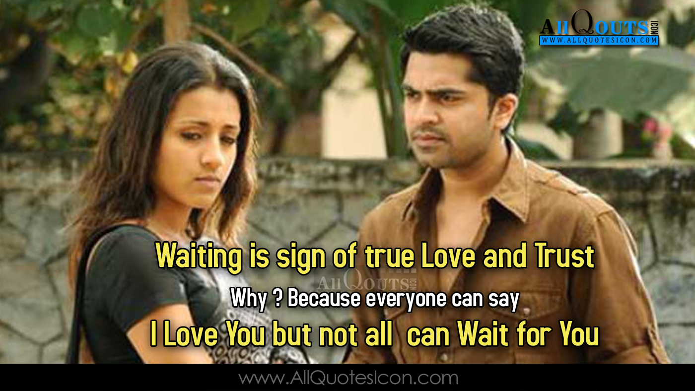 Famous True Love Quotes Best Tamil Vinnaitandi Varuvaya Moive Dialouges