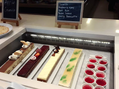 Cake Bar at Marriott Cafe Singapore