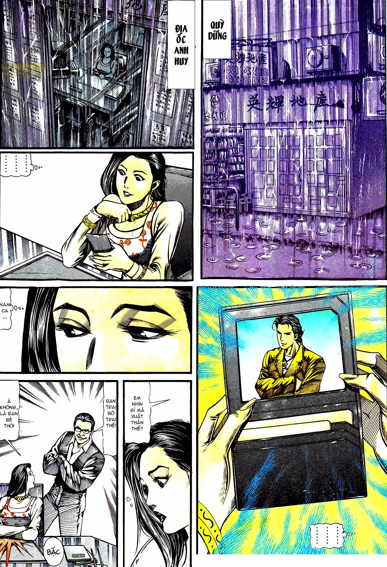 Người Trong Giang Hồ chapter 122: phố dục lạc trang 9