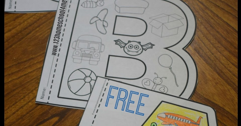 NEW!! FREE Alphabet Coloring Pages