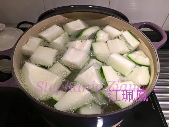 Resep Ala Sinshe Cina | Asam Urat Akut sembuh dengan teh pepaya kelapa