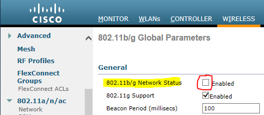 WLAN Ramblings: How to get your APs to leave your Cisco WLAN