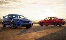 2019 Subaru Impreza WRX STi