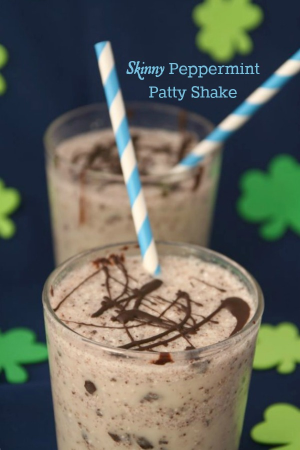 Skinny Peppermint Patty Shake The Best Of This Life