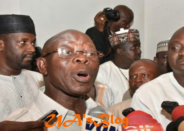 We won't share power with PDP, says Oshiomhole