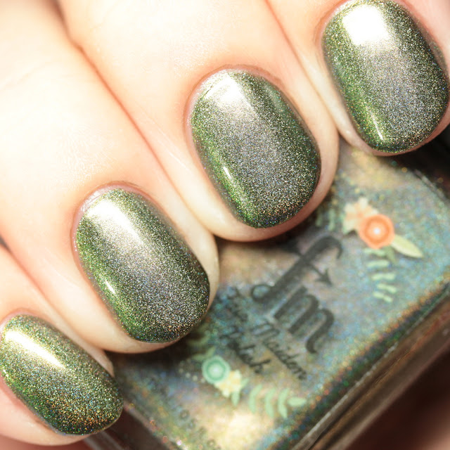 Fair Maiden Polish Hidden Lair