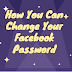 How to secure Your Facebook account | Change Password