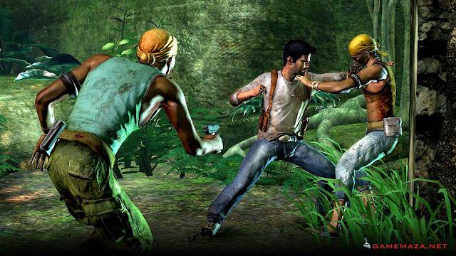 Uncharted Drake's Fortune Gameplay Screenshot 2